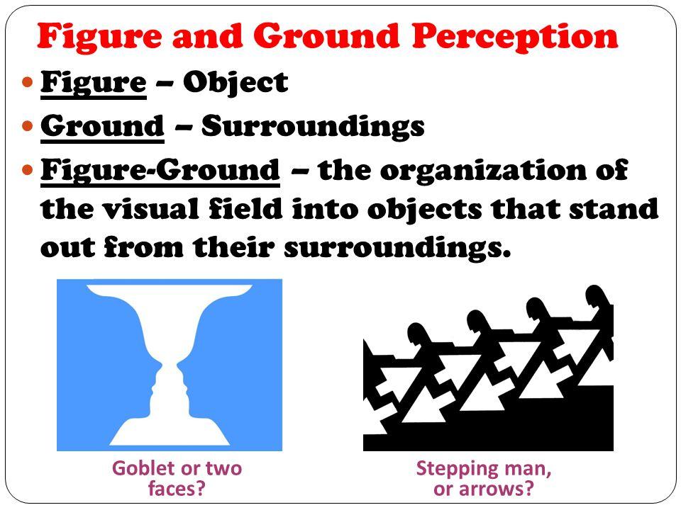 Figure and Ground Perception