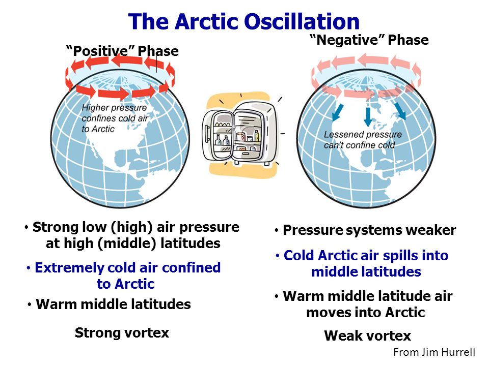 The Arctic Oscillation