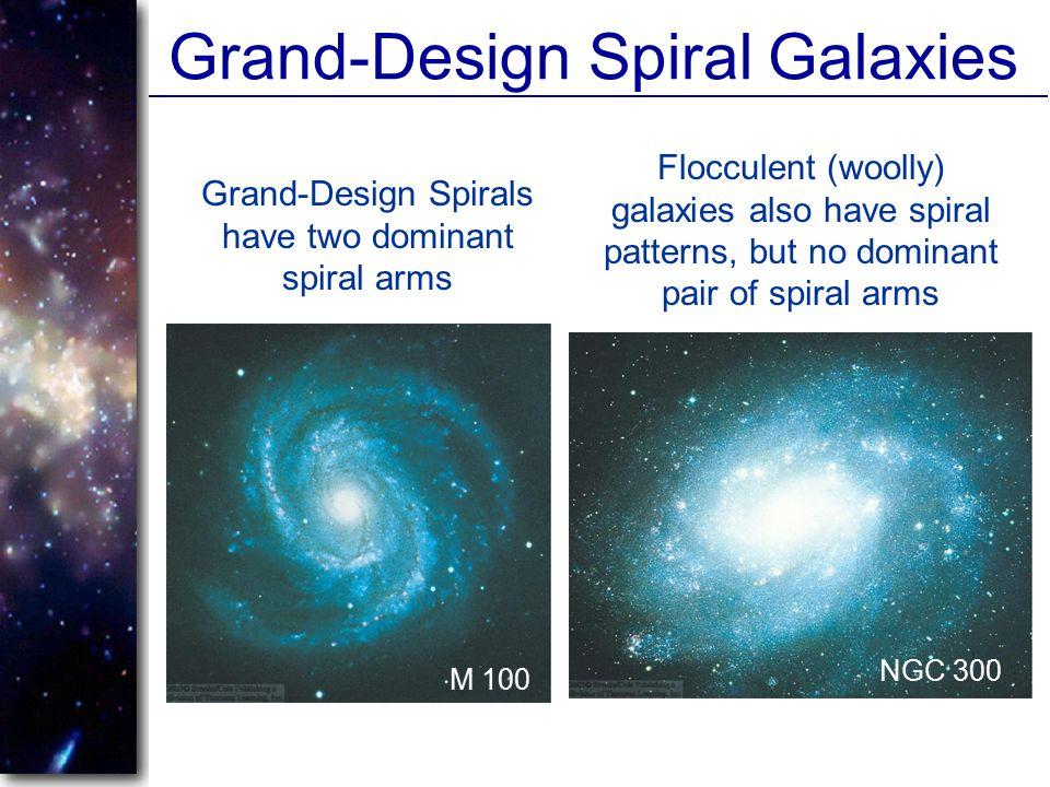 Grand-Design Spiral Galaxies