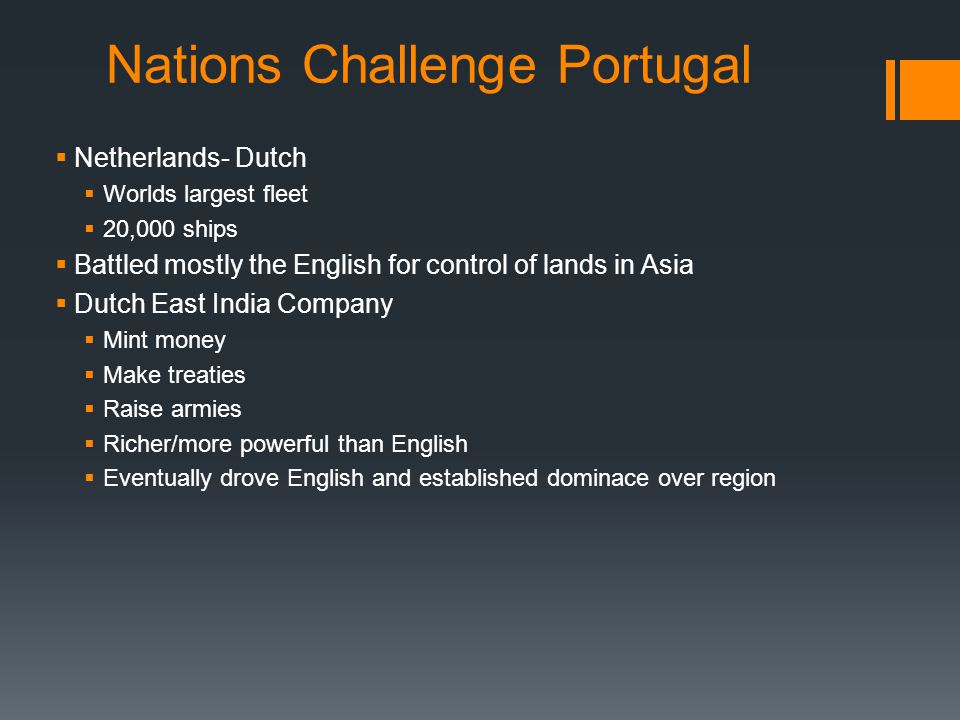 Nations Challenge Portugal