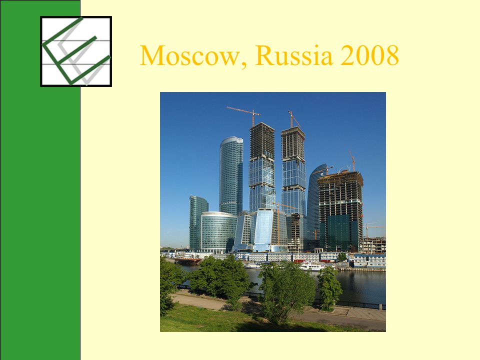 Moscow, Russia 2008