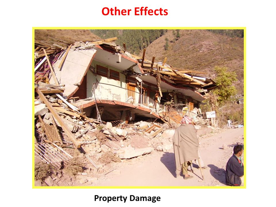 Other Effects Property Damage