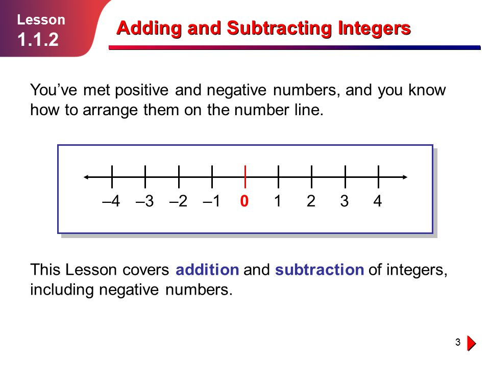 Addition And Subtraction Homework