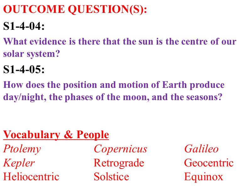 Ptolemy Copernicus Galileo