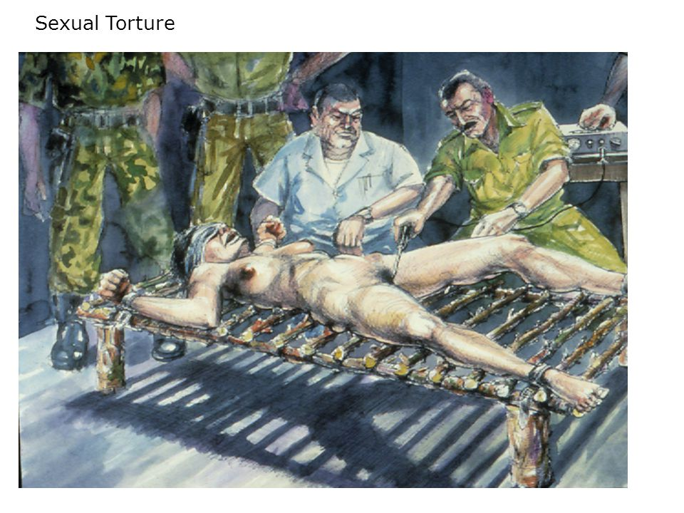 Sexual Torture