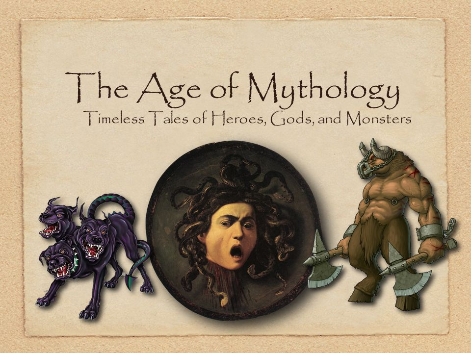Timeless Tales of Heroes, Gods, and Monsters