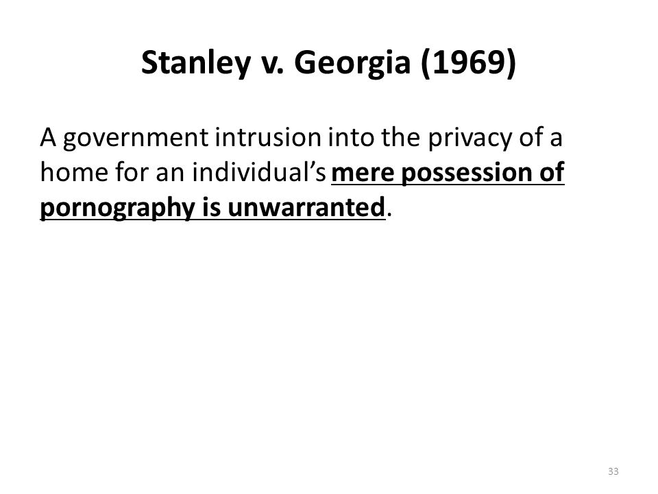 Stanley v.