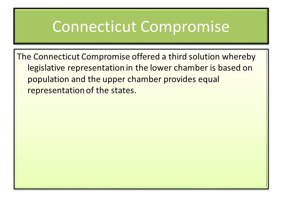 Connecticut Compromise