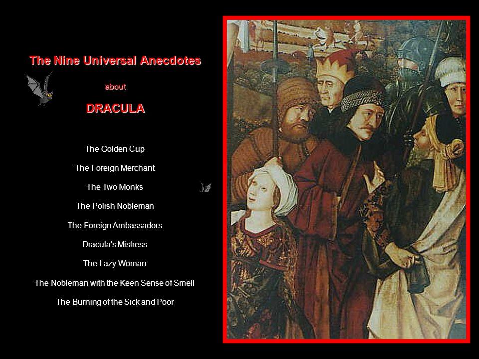 The Nine Universal Anecdotes