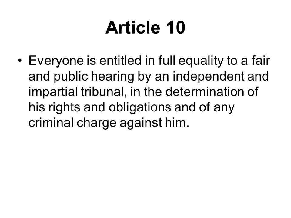 Article 10