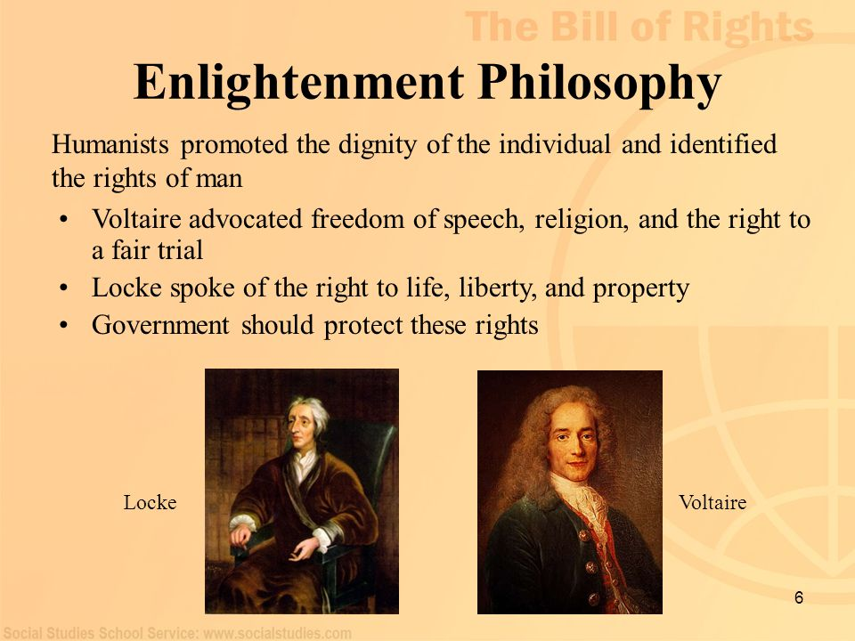 Enlightenment Philosophy