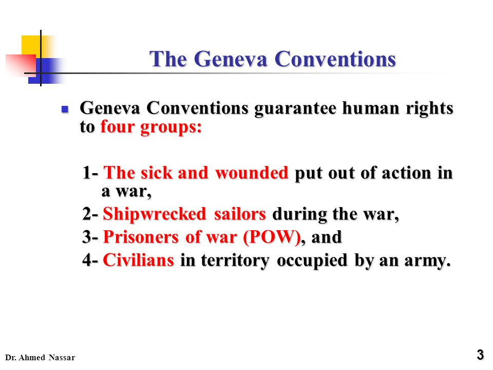 The Geneva Conventions And Human Rights Ppt Video Online Download - Geneva convention map