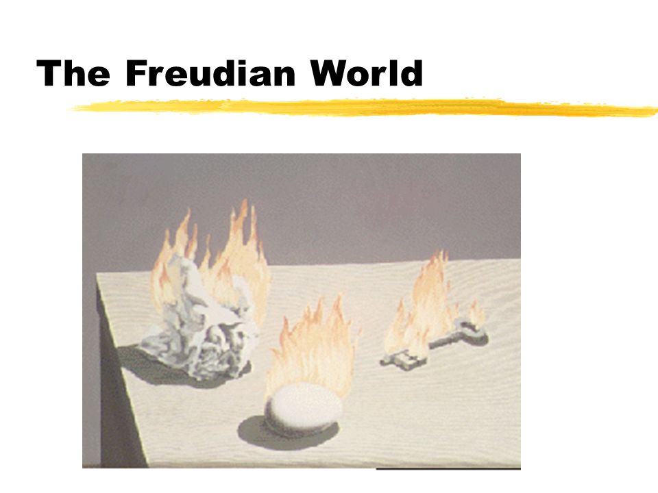 The Freudian World