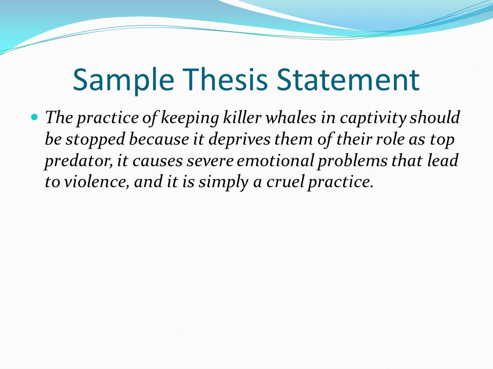 practice identifying thesis statements How to turn a prompt into a thesis statement your writing prompt will the prompt itself to create your thesis statement identify key strategies used by.