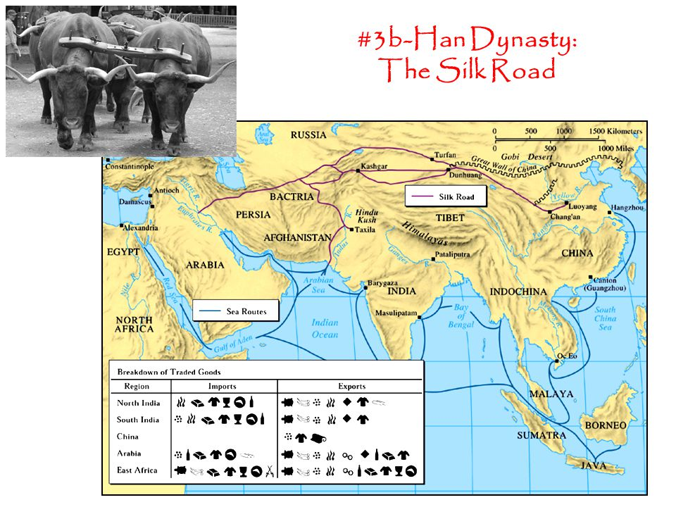 #3b-Han Dynasty: The Silk Road