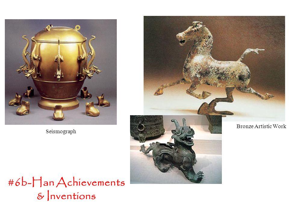 #6b-Han Achievements & Inventions