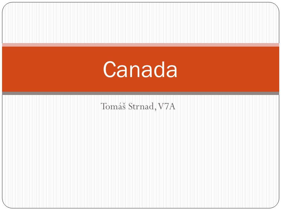 Canada Tomáš Strnad, V7A