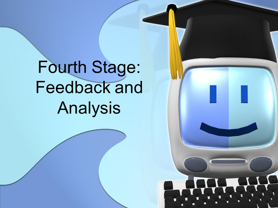 Fourth Stage: Feedback and Analysis