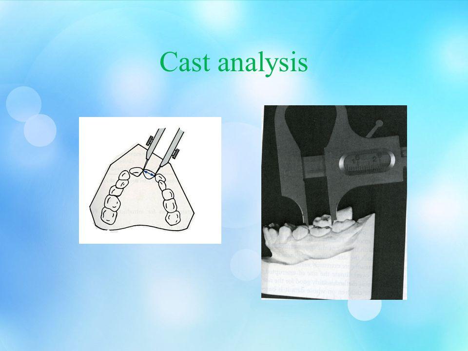 Cast analysis