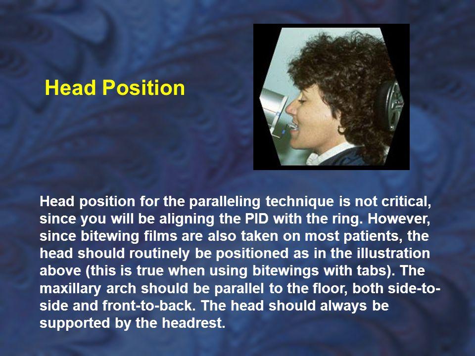 Head Position