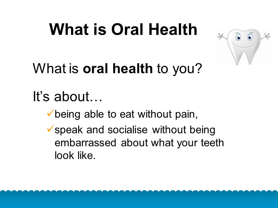 nutrition and oral health pdf