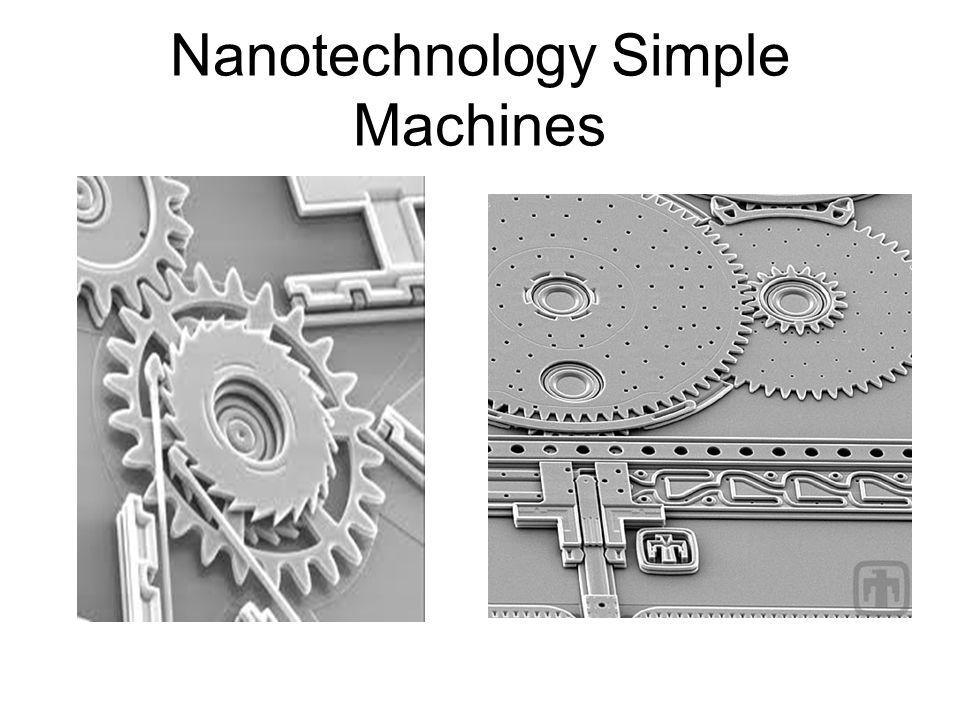 Nanotechnology Simple Machines