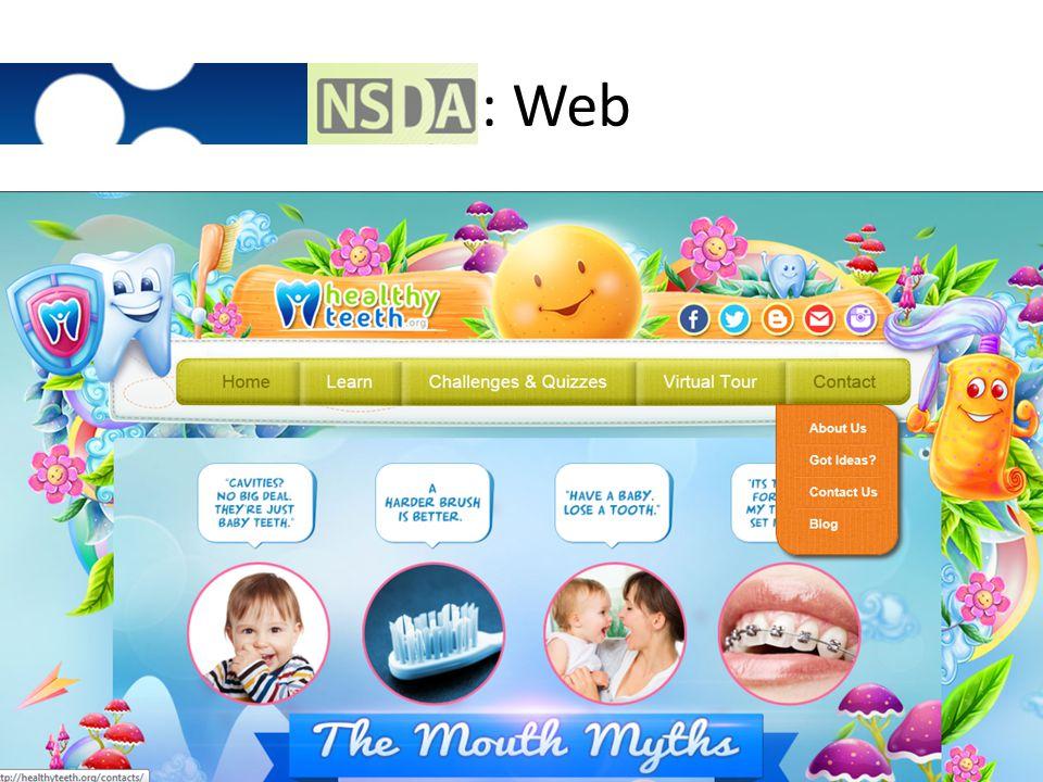 : Web Above the fold screenshot of main page