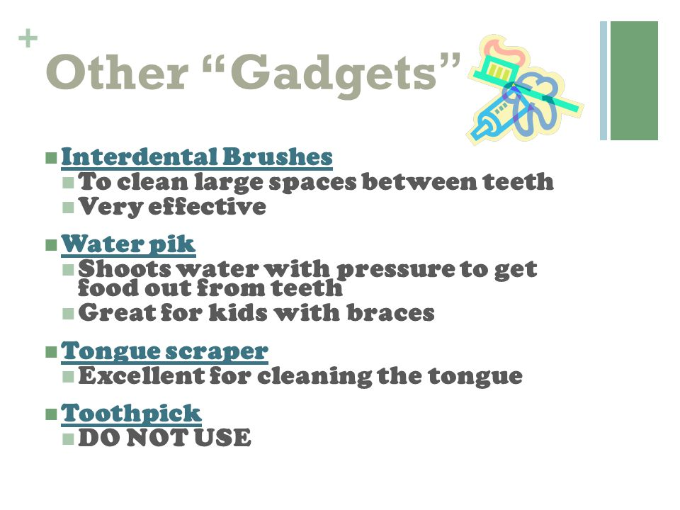 Other Gadgets Interdental Brushes