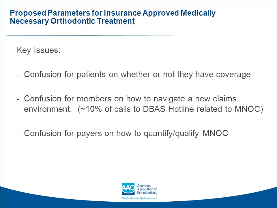 Confusion for patients on whether or not they have coverage