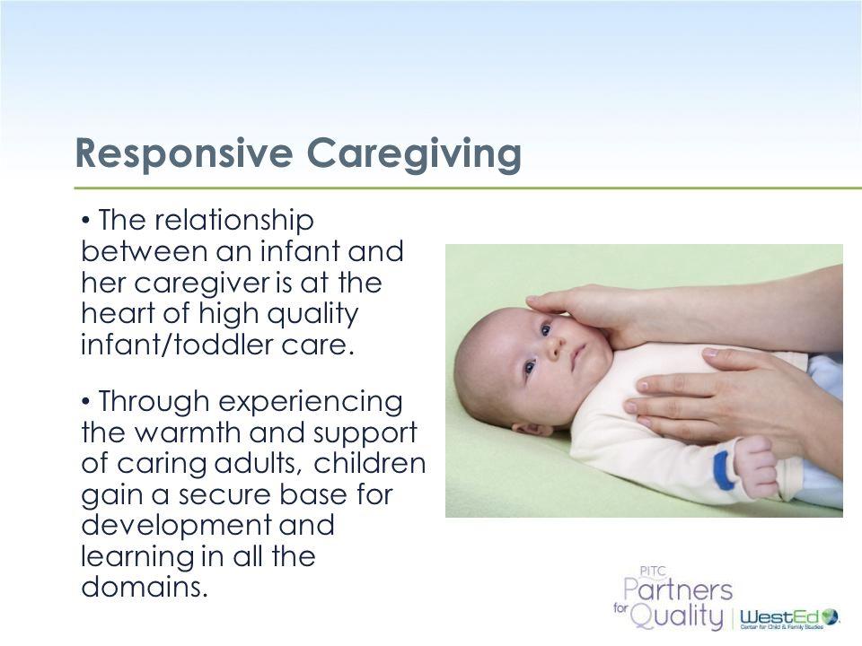 Responsive Caregiving