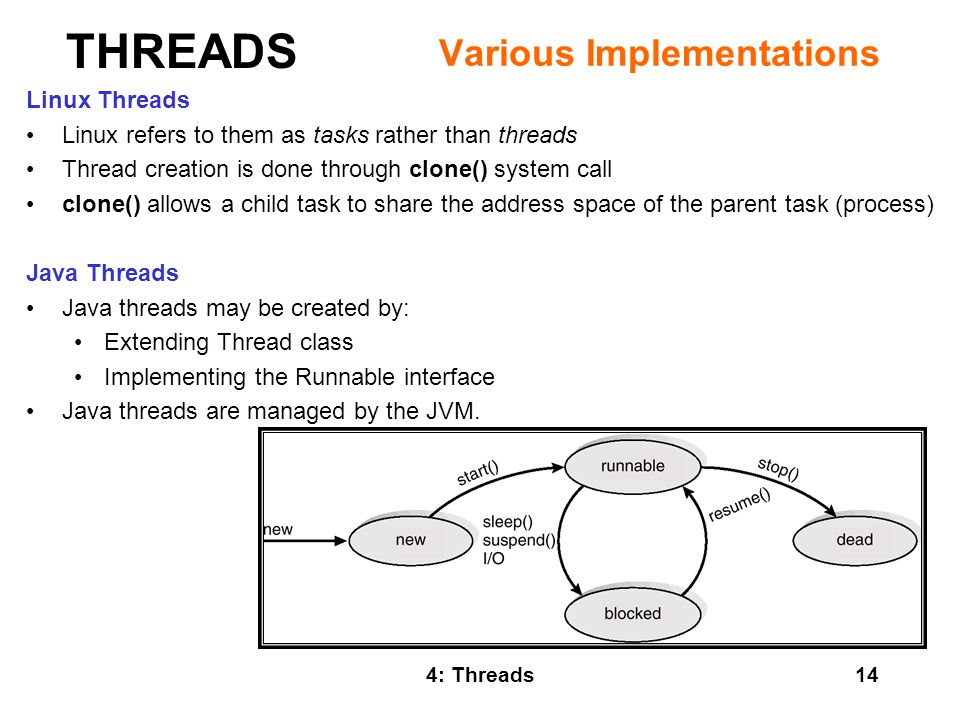Various Implementations