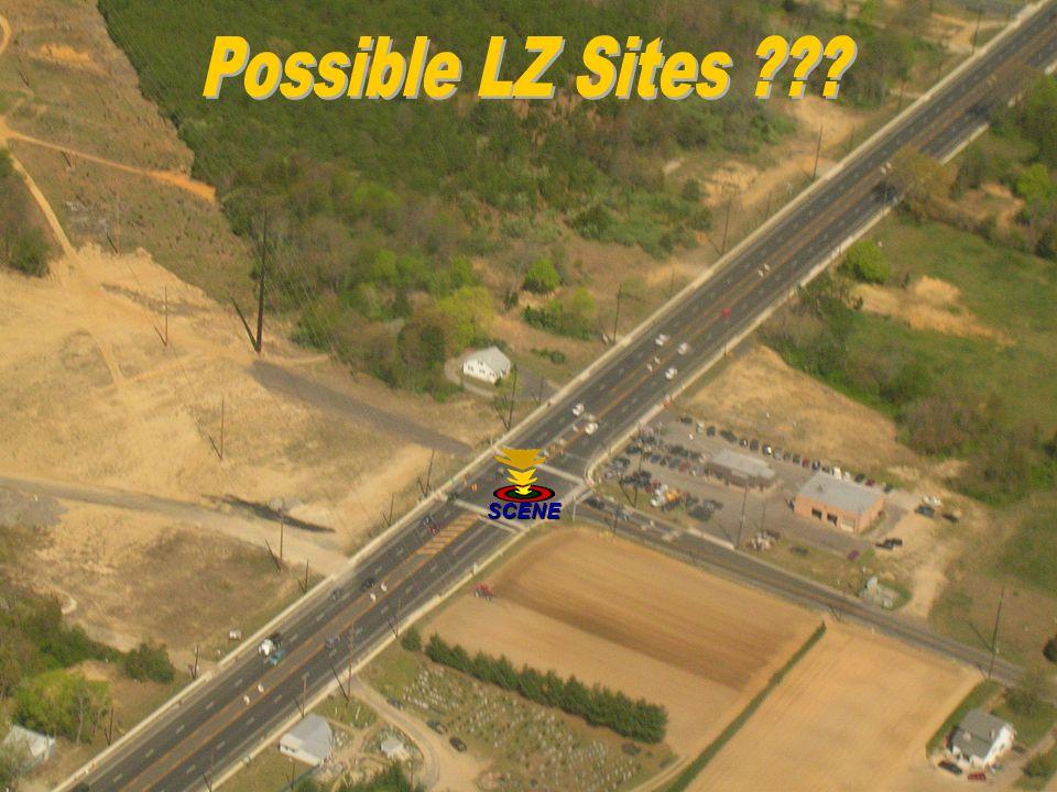 Possible LZ Sites SCENE