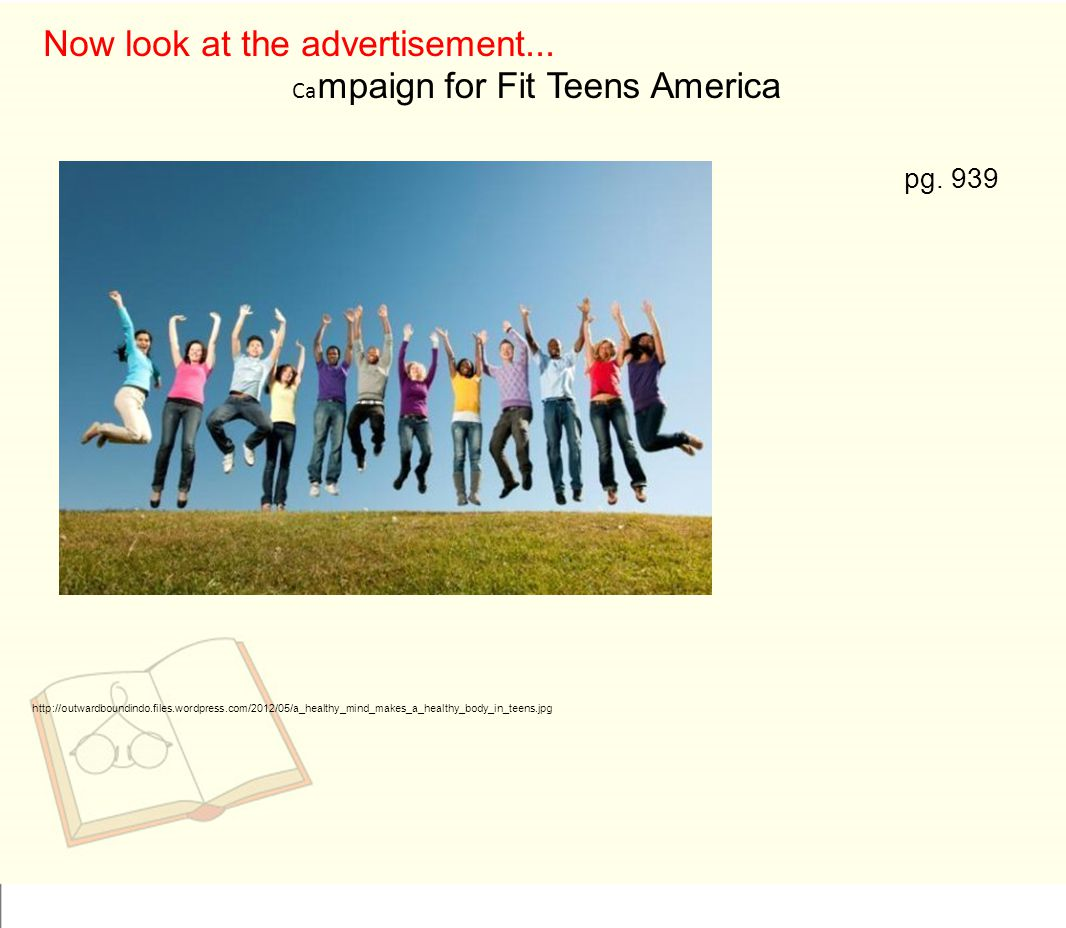 Campaign for Fit Teens America