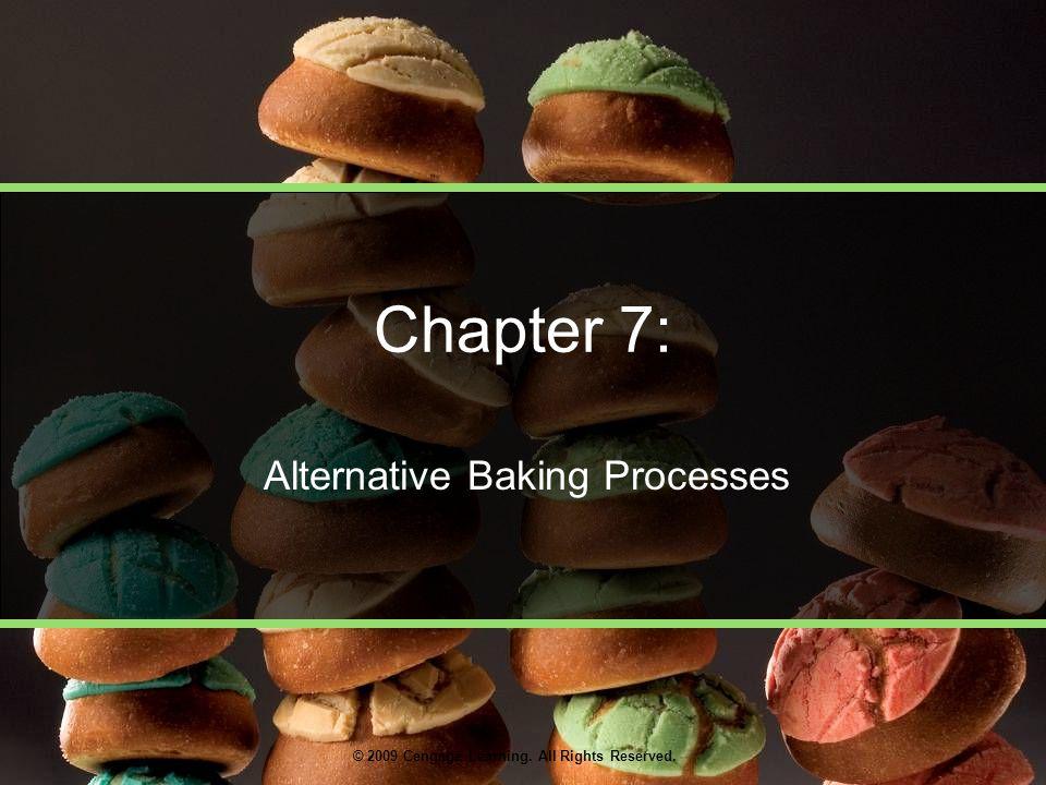 Alternative Baking Processes