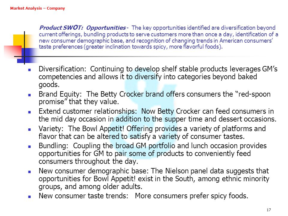 New consumer taste trends: More consumers prefer spicy foods.