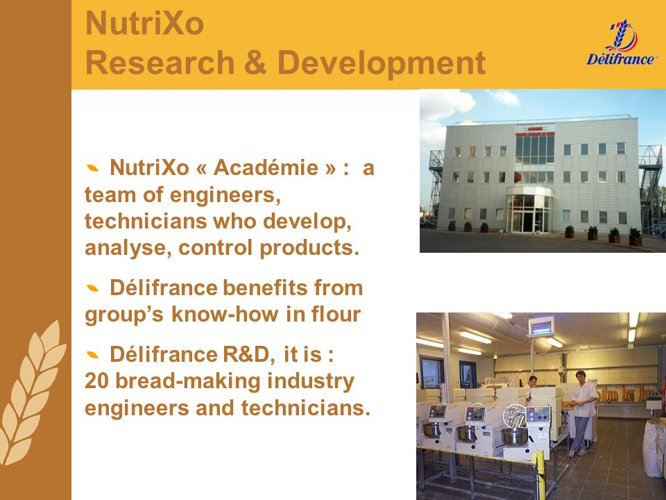 NutriXo Research & Development