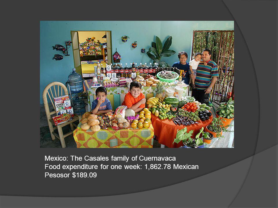 Mexico: The Casales family of Cuernavaca