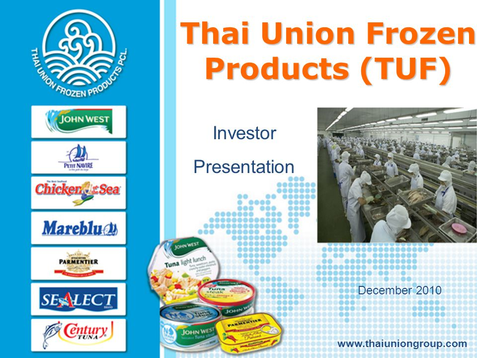 Thai Union Frozen Products (TUF)