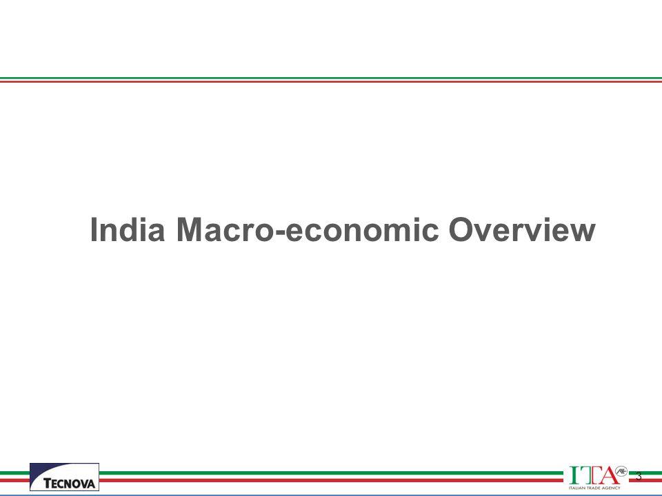 India Macro-economic Overview