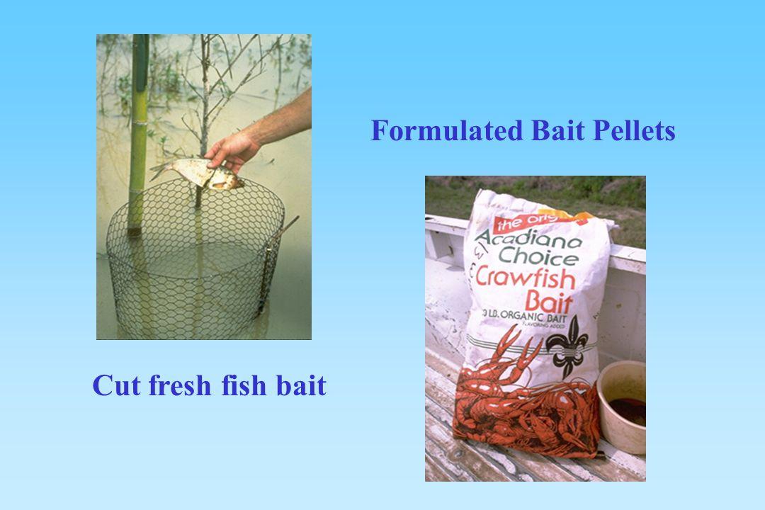 Formulated Bait Pellets