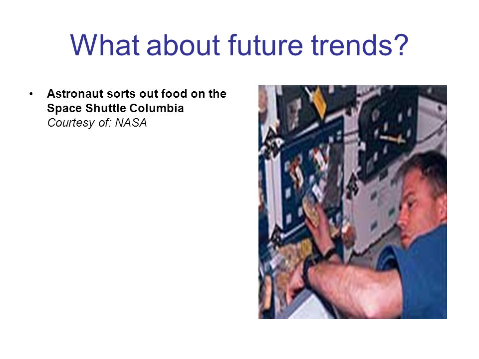 What about future trends