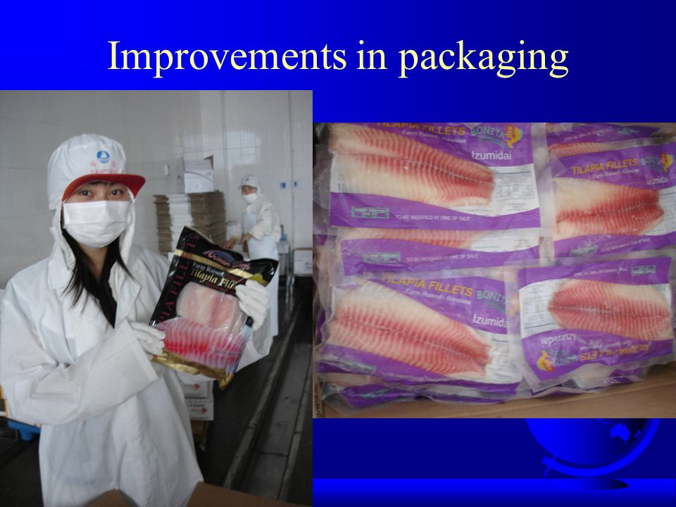 Improvements in packaging