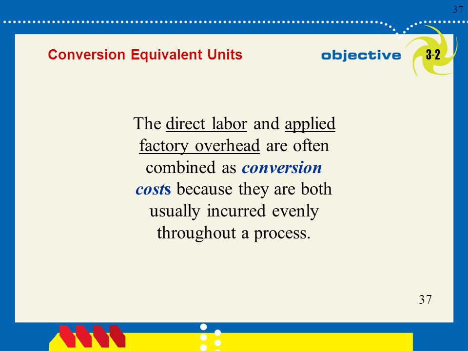 Conversion Equivalent Units 3-2.