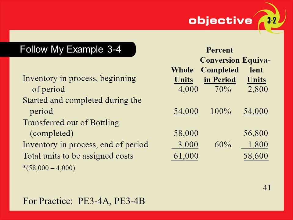 For Practice: PE3-4A, PE3-4B