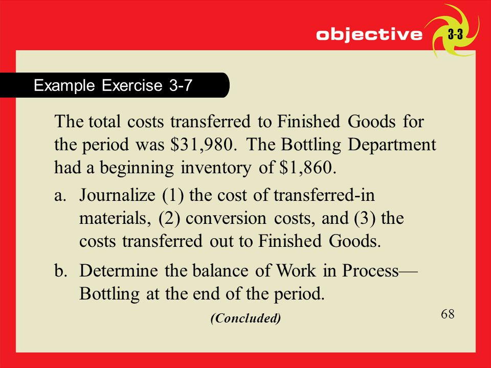 3-3 Example Exercise 3-7.