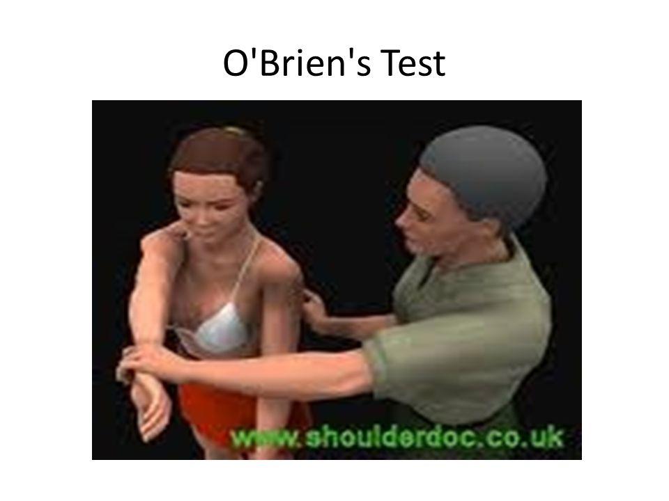 O Brien s Test