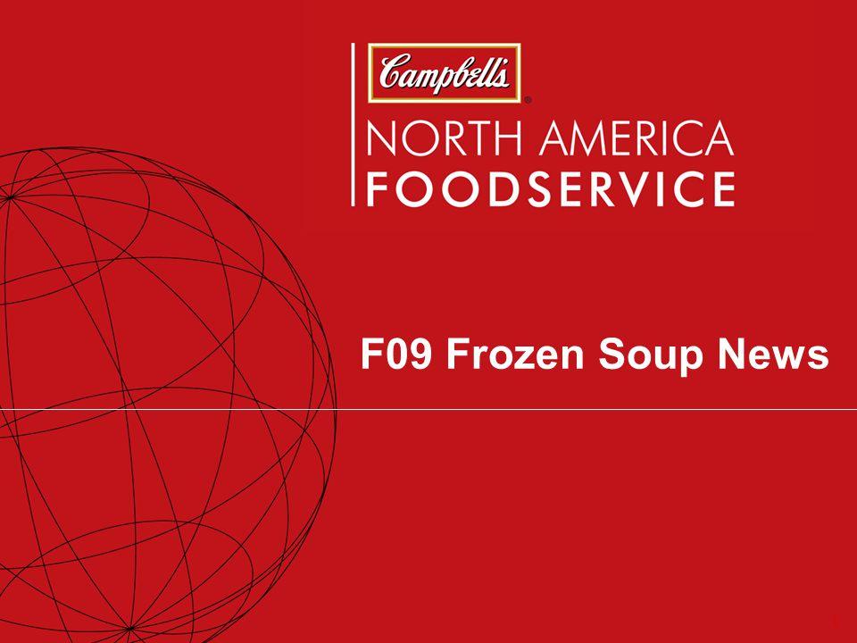 F09 Frozen Soup News