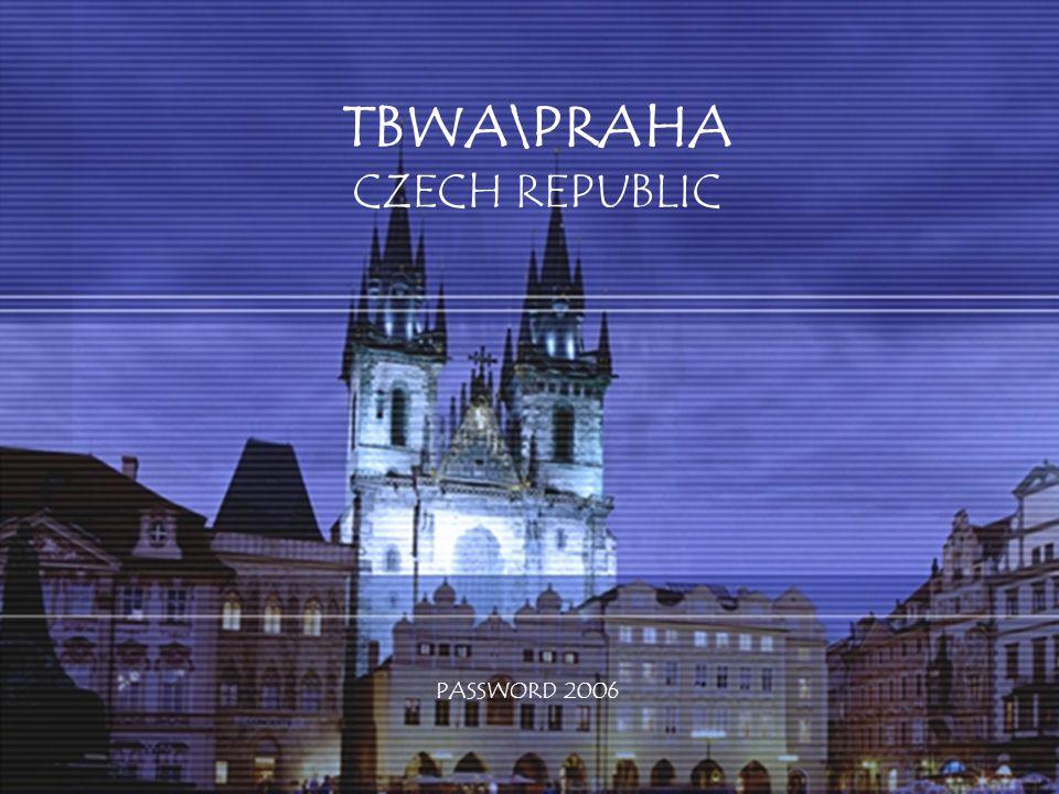 TBWA\PRAHA CZECH REPUBLIC