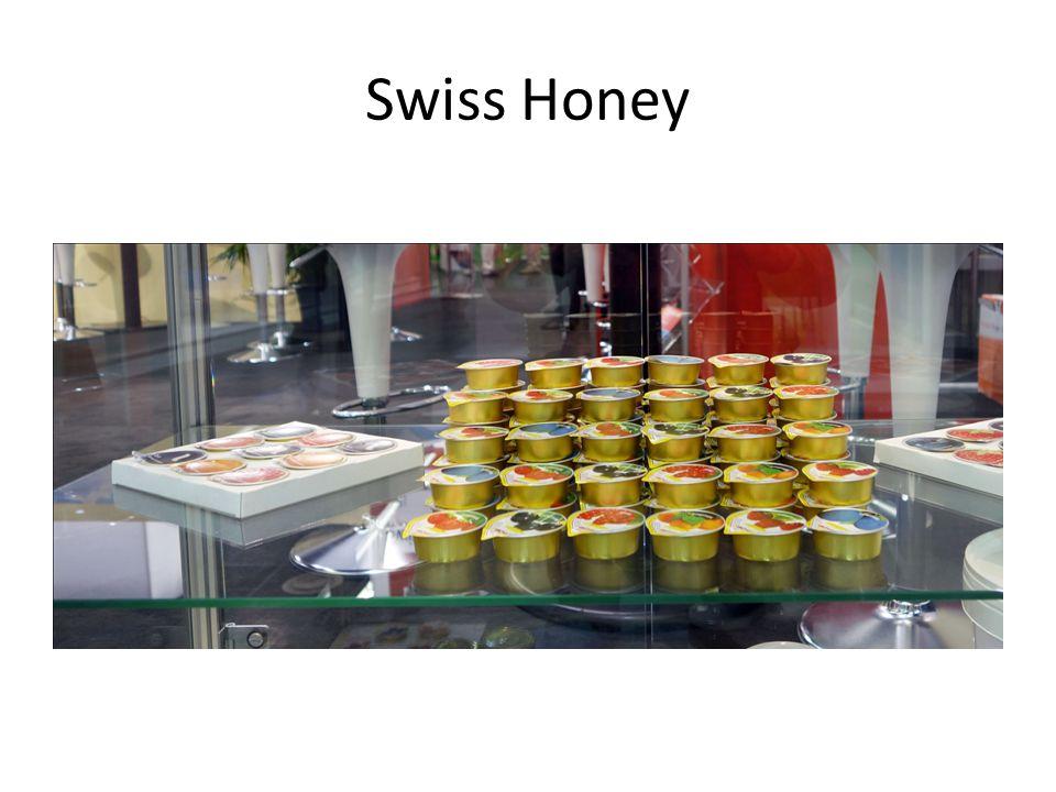 Swiss Honey