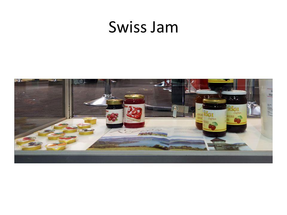Swiss Jam